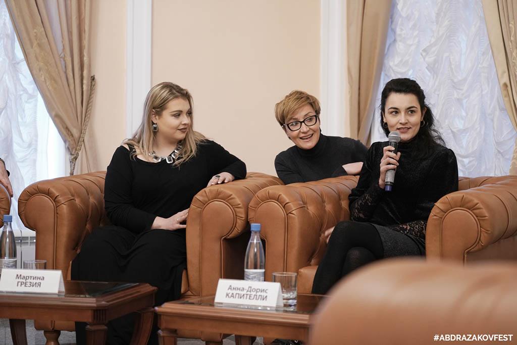 15 Abdrazakov Festival, Ufa, 2019