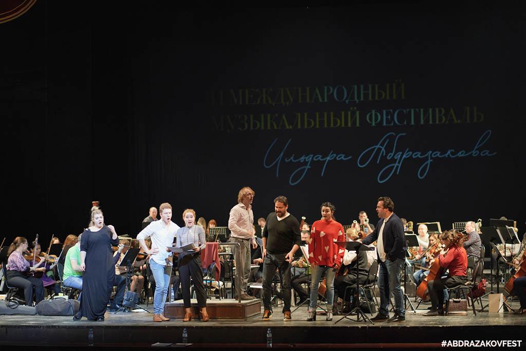21 Abdrazakov Festival, Ufa, 2019