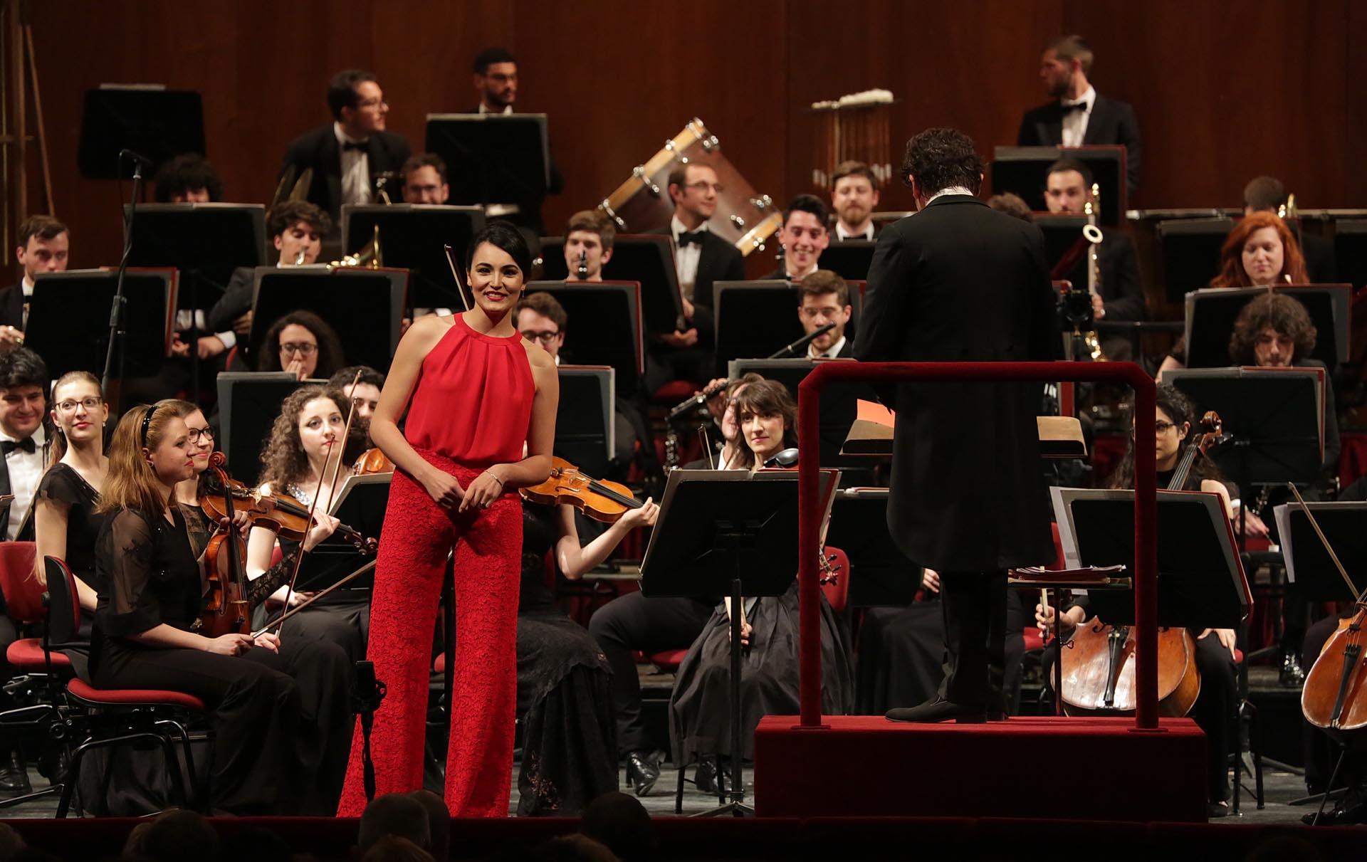 01 Concerto Istituzionale, Teatro alla Scala, 2018
