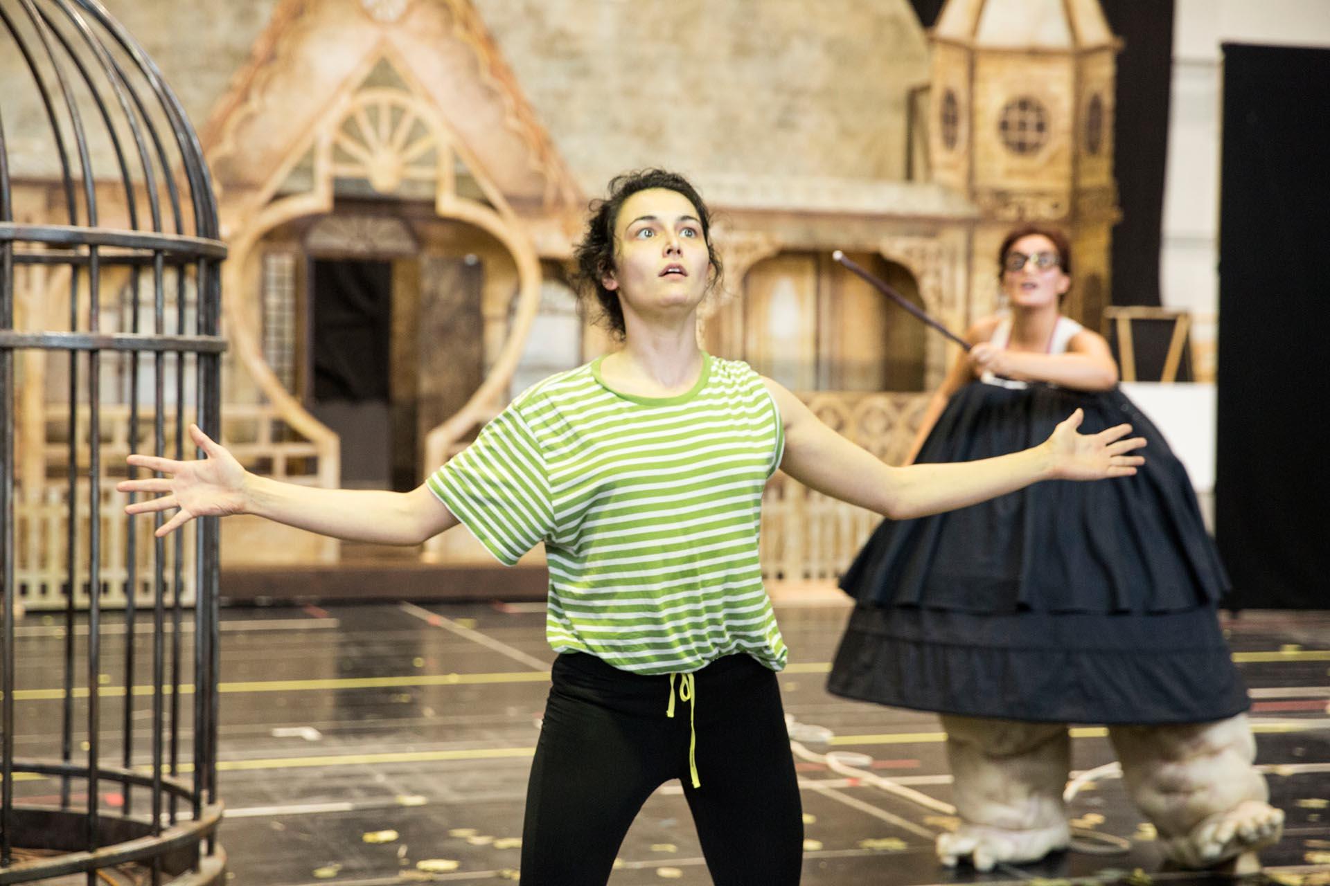 03 Hänsel und Gretel, Teatro alla Scala, 2017, © Brescia und Amisano