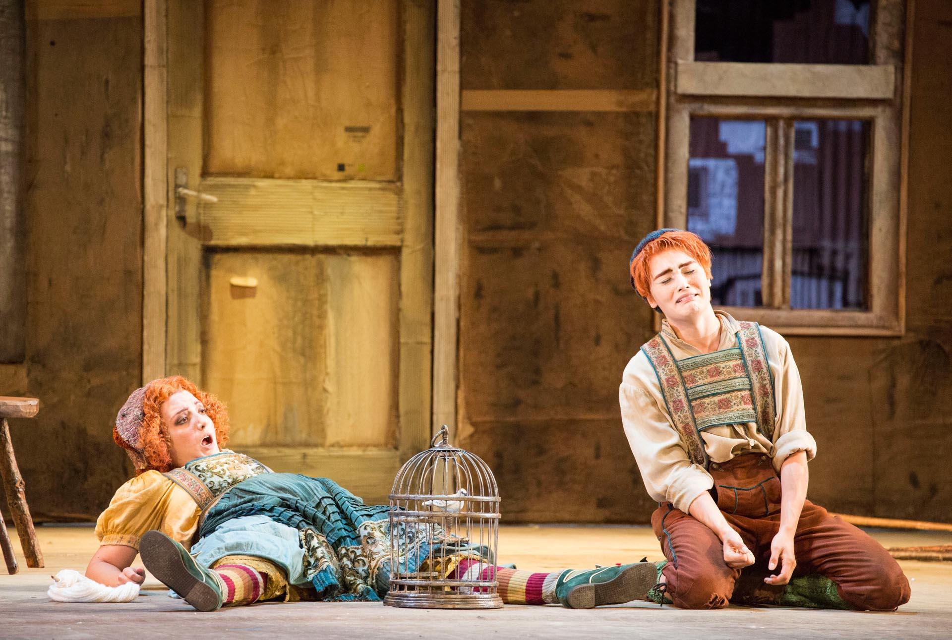 05 Hänsel und Gretel, Teatro alla Scala, 2017, © Brescia und Amisano
