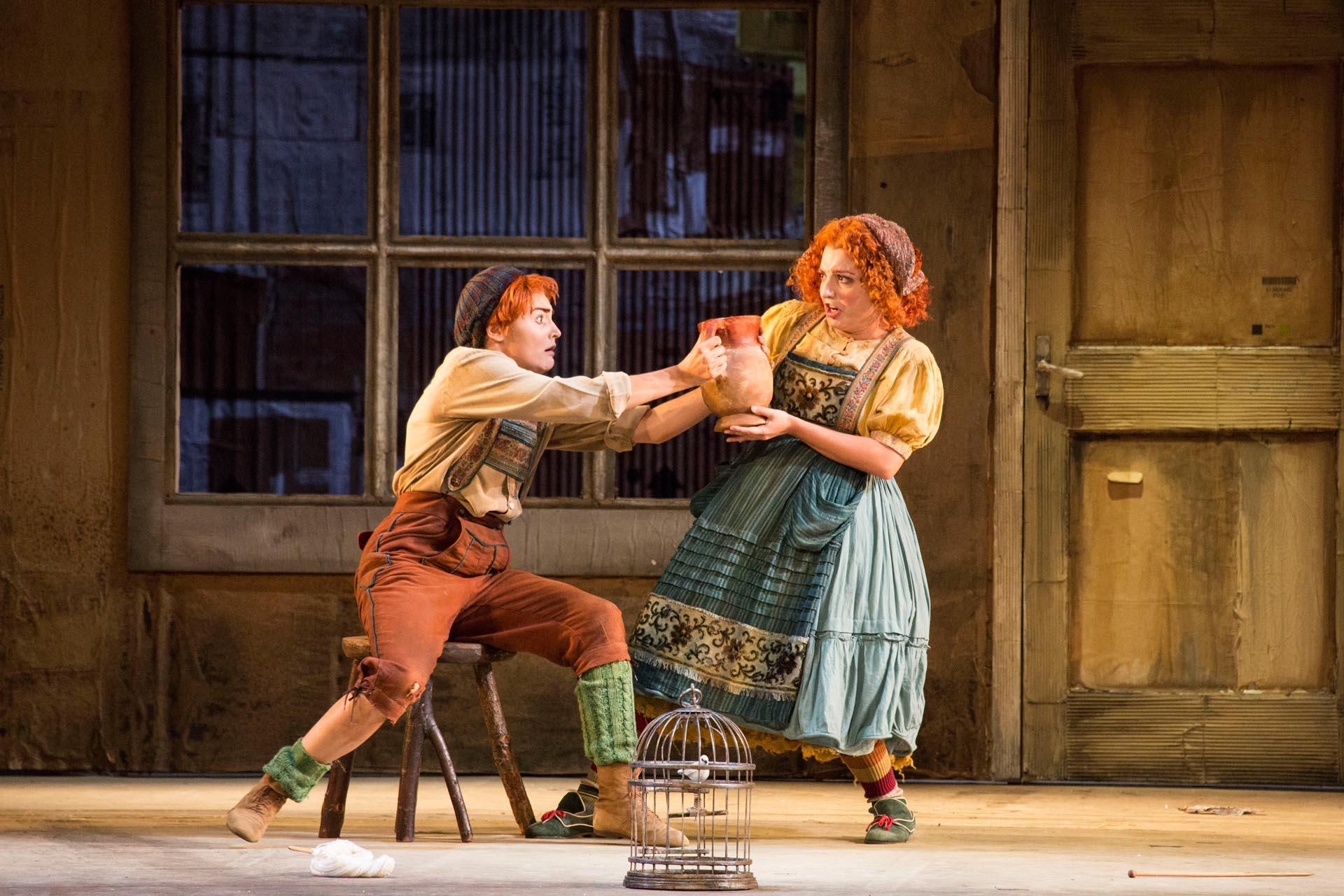 07 Hänsel und Gretel, Teatro alla Scala, 2017, © Brescia und Amisano
