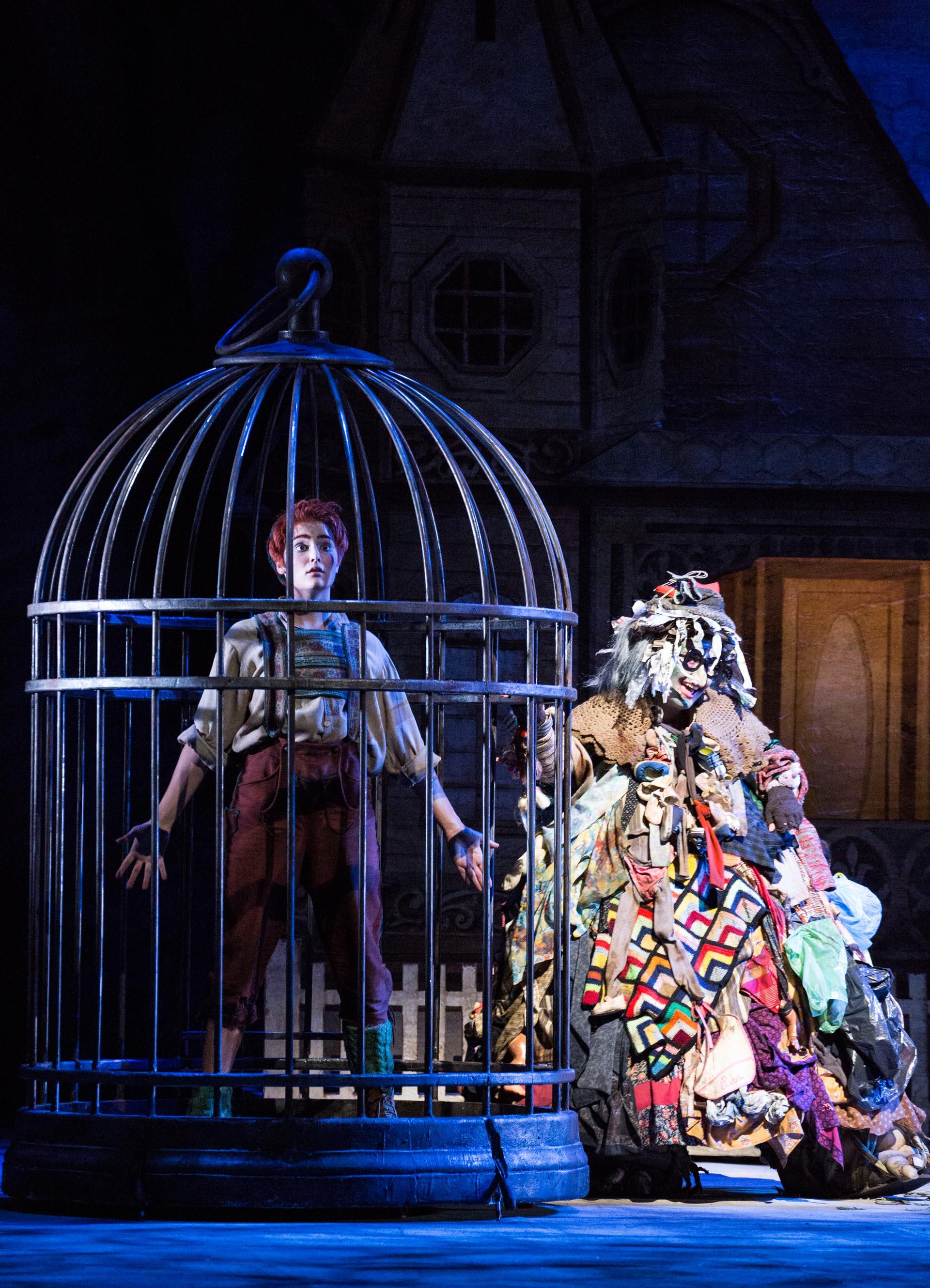12 Hänsel und Gretel, Teatro alla Scala, 2017, © Brescia und Amisano