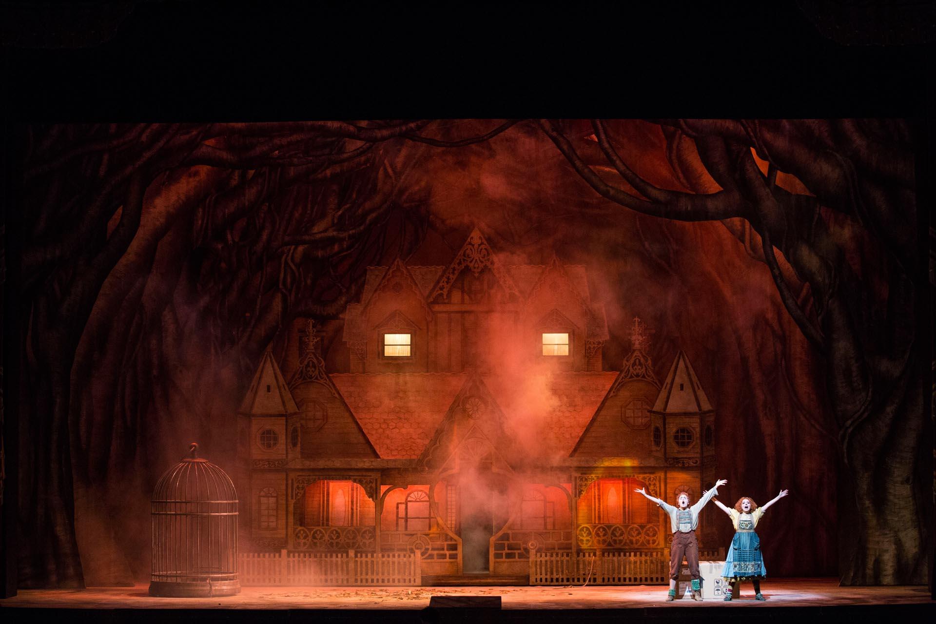 16 Hänsel und Gretel, Teatro alla Scala, 2017, © Brescia und Amisano