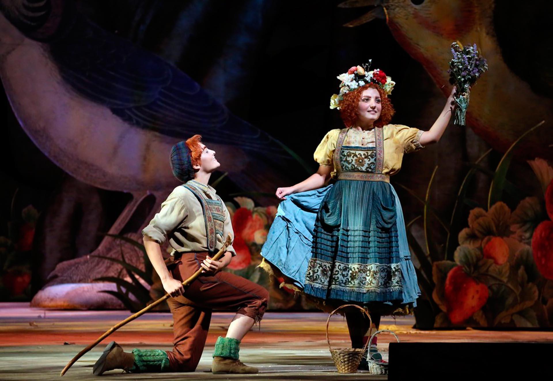 01 Hänsel und Gretel, Teatro alla Scala, 2017, © Brescia und Amisano